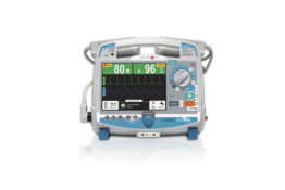 Defibrillator-machine-and-full-patient-monitor--Instramed--Cardiomax