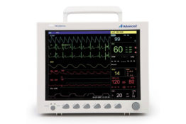 Patient-monitor--Advanced--PM-2000A-Pro
